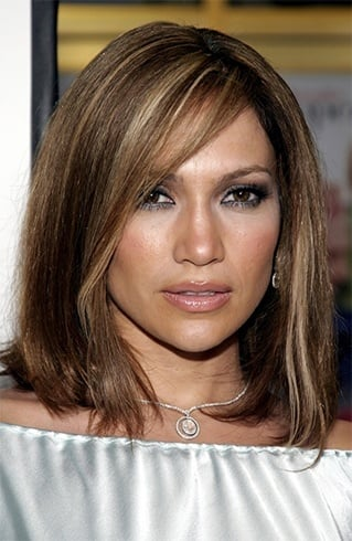 Pictures of Jennifer Lopez Hairstyles