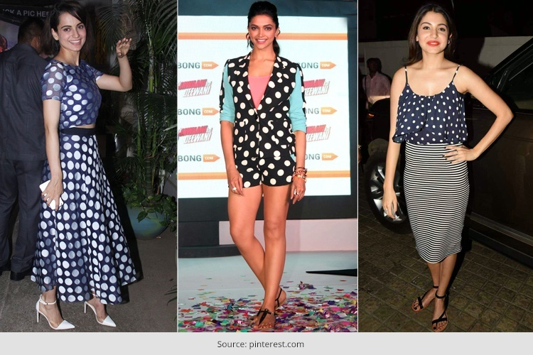 Polka Dots For The Celebrities