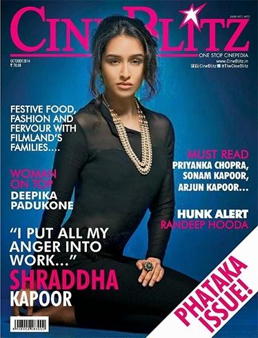 Shraddha Kapoor Magazine Cover Photos