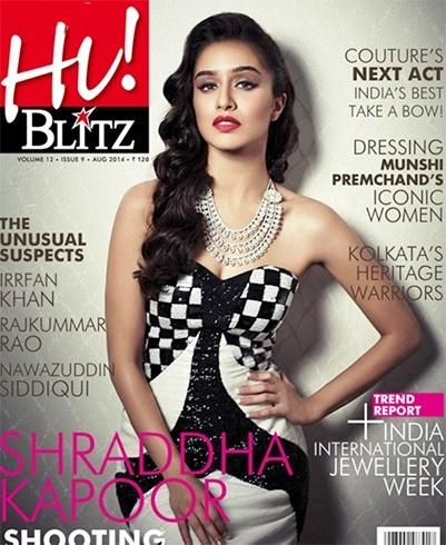 Shraddha Kapoor Magazine Cover looks
