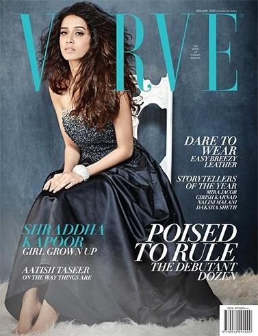 Shraddha Kapoor Magazine Covers