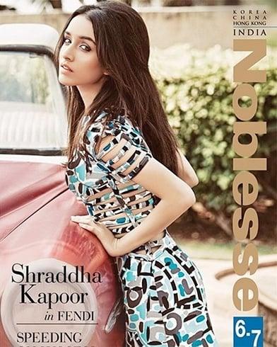 Shraddha Kapoor Sizzles On Magazine Covers