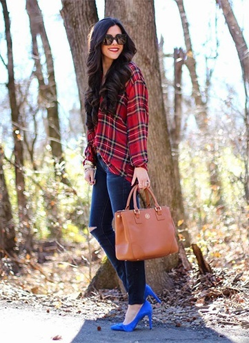 Tips on How to Wear a Flannel Shirt