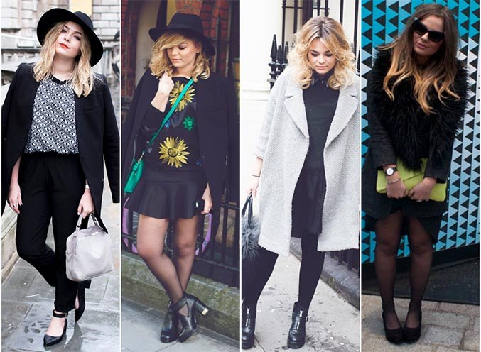 Ways to wear in london