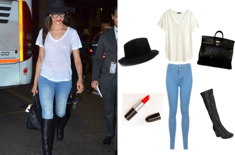 Ways to wear with light blue jeans