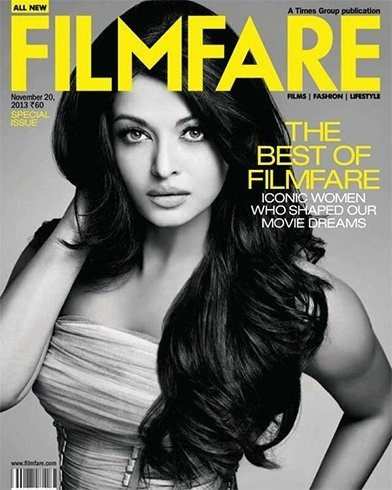 Aishwarya Rai Magazine Cover Photos