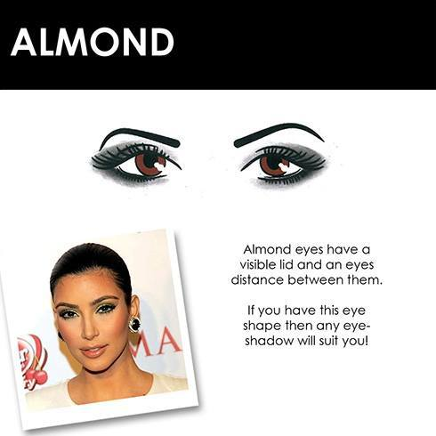 how to make almond eyes look round