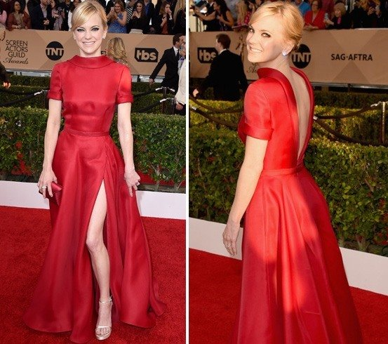 Anna Faris at 22nd Screen Actors Guild Awards