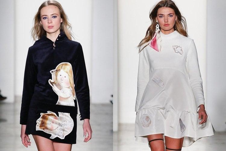Anna Karenina New York Fashion Week 2016