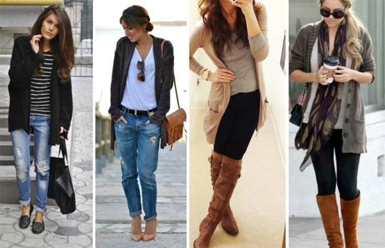 Cardigan fashion tips for Womens