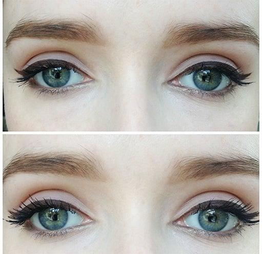 argan oil for eyelashes