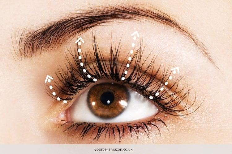 argan oil for longer eyelashes