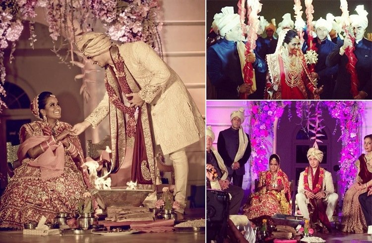 Arpita Khan And Aayush Sharma Wedding