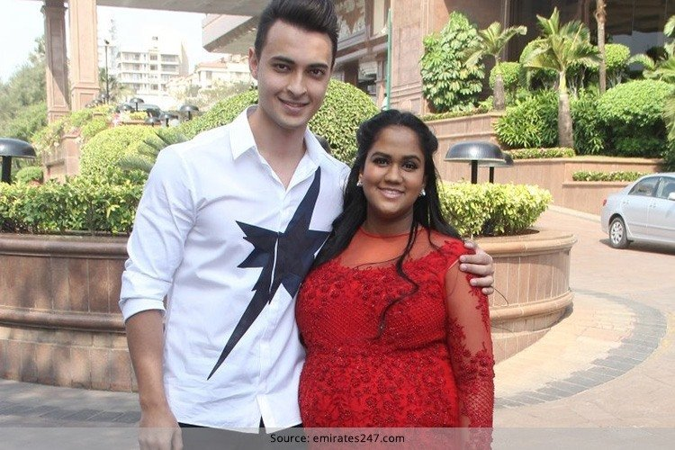 Arpita Khan Baby Shower