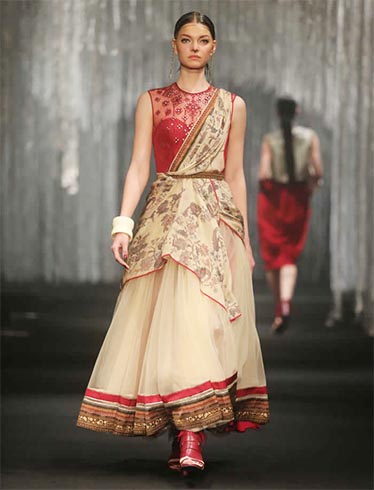 Tarun Tahilianis fashion collection
