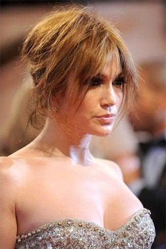 best Jennifer Lopez hair buns