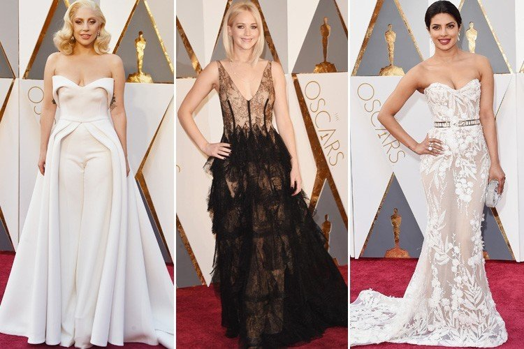 Best Dressed Celebs At Oscars 2016