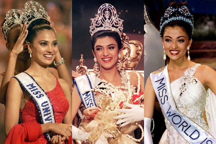 Bollywood Beauty Queens