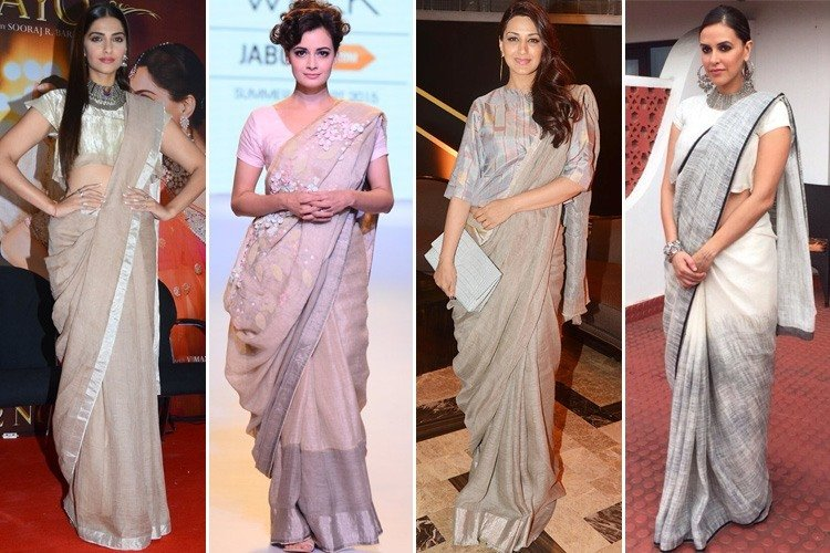 Bollywood celebs in Anavila Misra