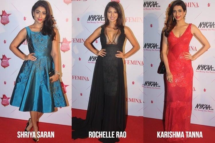 Celebs at Femina Beauty Awards