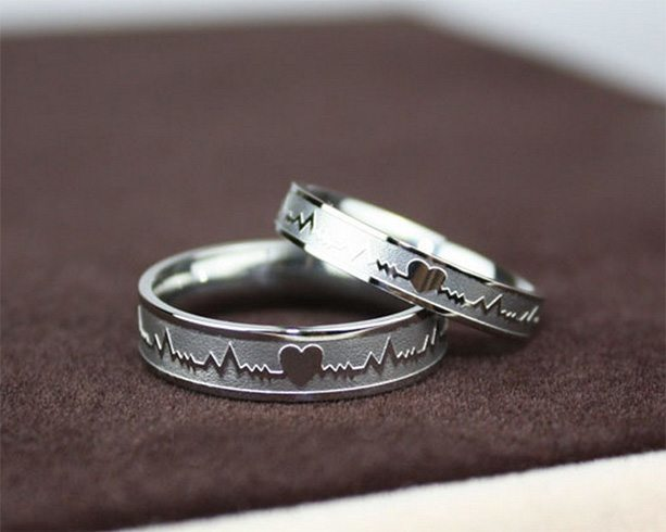 15 Unique Promise Rings Ideas For Couples – Designs That Will Make ...