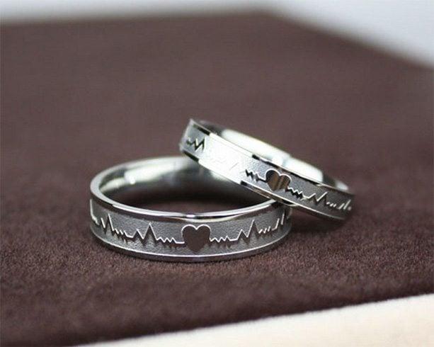 Couple Ring Design