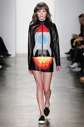 Designer Anna K fall 2016 collection