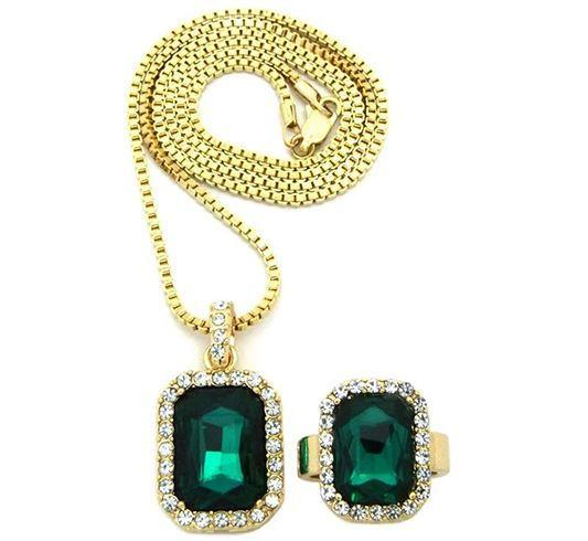 Designer Stone Jewelry
