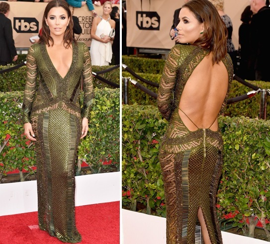 Eva Longoria at SAG Awards