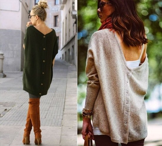 fashion tips for cardigan