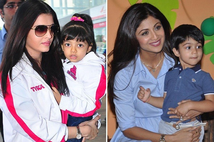Fashionably Fit Bollywood's Moms