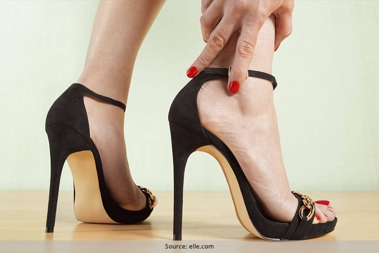 Home Remedies For Pain In Feet After Wearing Heels