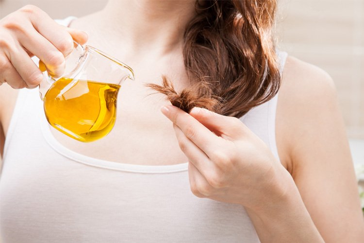 Home Remedies For Repairing Split Ends Naturally