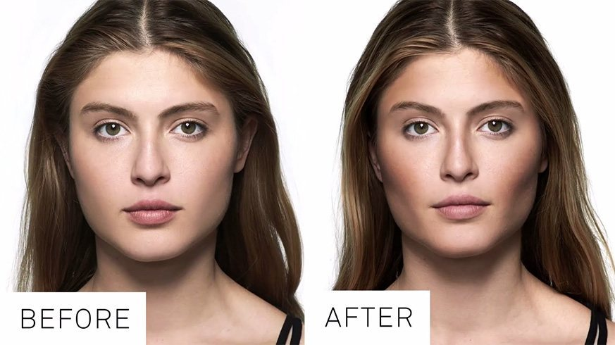How To Apply Blush For Heart Face Shape