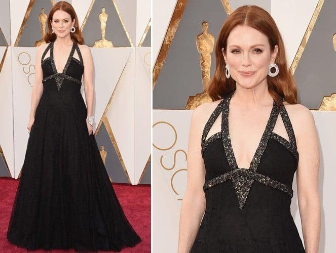 Julianne Moore at Oscars