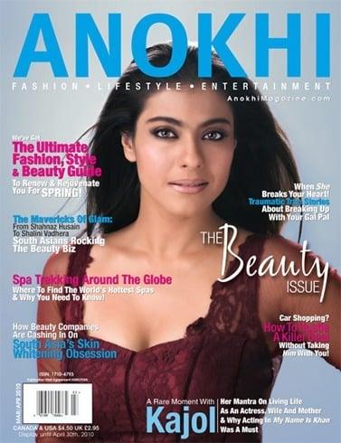 Kajol Anokhi magazine