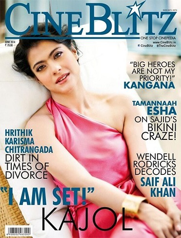 Kajol Magazine Photoshoot