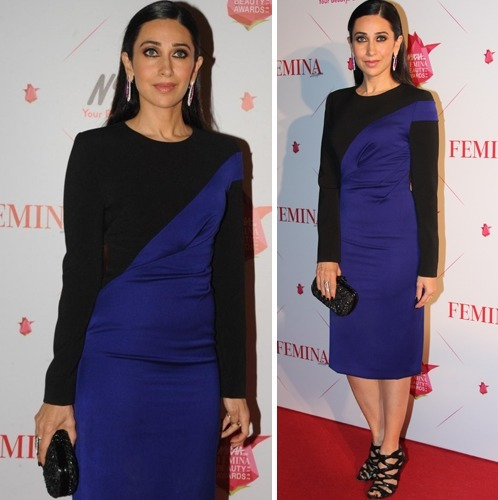 Karisma at Femina Beauty Awards 2016