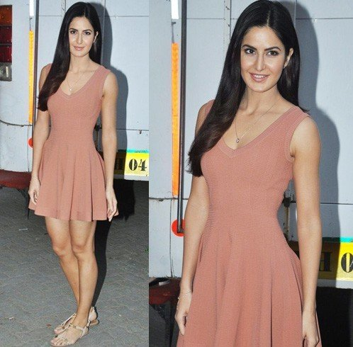 Katrina Kaif in Alaia dress