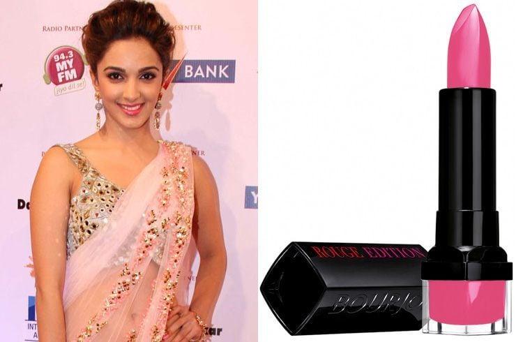 Kiara Advani lipstick