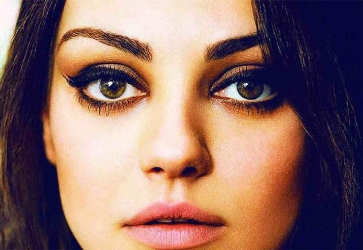Large eye contour