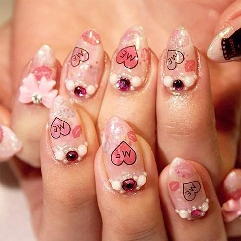 Love Me Nail Art