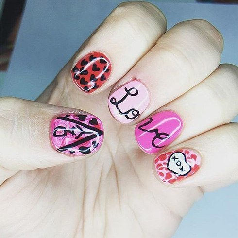 Love Xoxo Nails