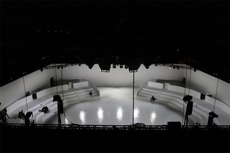 Marc Jacobs Fall 2016 Stage