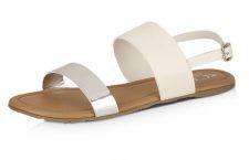 Mirror Flat Sandals