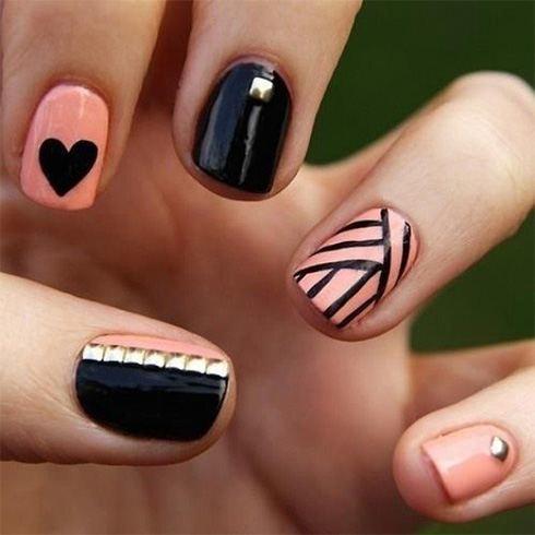Nail Arts For Girls