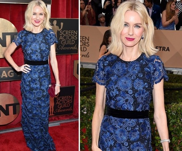 Naomi Watts at SAG Awards