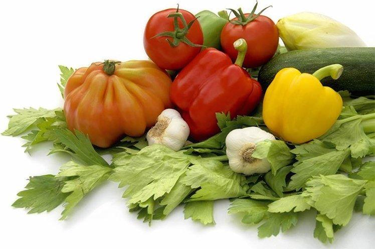 negative calories vegetables