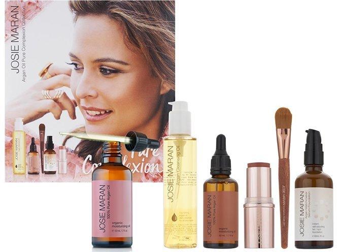 organic argan oil cosmetics