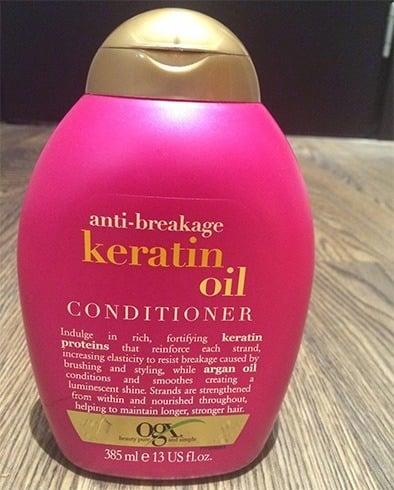 Organix Anti-Breakage Keratin Oil Conditioner